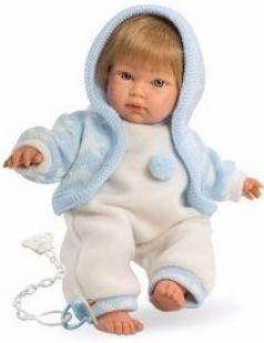 Кукла Кукуй 30 см со звуком