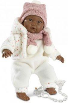 Кукла Кукуй мулат 30 см со звуком