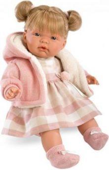 Кукла Люсия 38 см со звуком