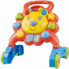 Ходунки Playgo Лев разноцветный от 1 года пластик Play 2254