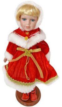 {1} кукла Winter Wings Игрушка СНЕГУРОЧКА, 30 см. пластик, полиэстр|5 пластик полиэстер 30 см