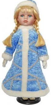 {1} кукла Winter Wings Игрушка СНЕГУРОЧКА, 40 см. пластик, полиэстр|5 пластик полиэстер 40 см