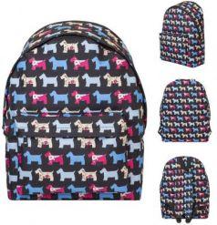 Рюкзак ACTION мягкий, разм. 40х30х14 см, с принтом,   мягкая спинка