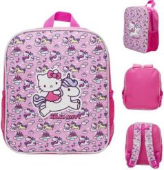 Рюкзак ручка для переноски Action! HELLO KITTY 4 л розовый HKO-AKB0015/1