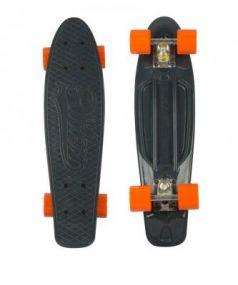 Скейтборд RIDEX Vulcan 60x45 мм серый УТ-00009655