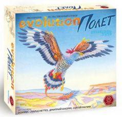 Настольная игра Правильные игры карточная Эволюция. Полет