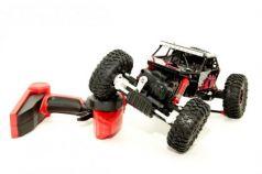 Машинка на радиоуправлении Balbi Внедорожник CRAWLER пластик, металл от 5 лет красно-черный RCS-4305 B