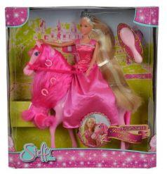 Набор STEFFI 5734025 Кукла с лошадкой