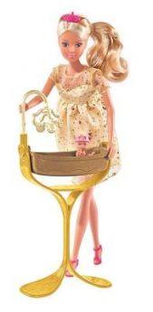 Кукла Steffi Love Беременная королевский набор 5737084