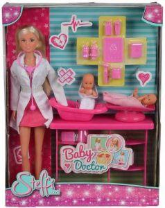 Набор STEFFI 5732608 Детский доктор (3 куклы)