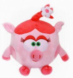 Мягкая игрушка-грелка смешарики Warmies Смешарики Нюша полиэстер полифилл