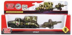 Оружие Технопарк УРАЛ камуфляжный SB-16-17