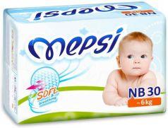 Подгузники Mepsi NB (до 6 кг) 30 шт.