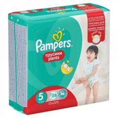 Трусики Pampers Pants (11-18 кг) 14 шт