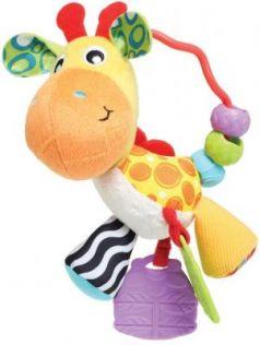 Погремушка Playgro Жираф 0186161