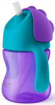Контейнер Avent Чашка-поильник 1 шт фиолетовый от 9 месяцев SCF796/02