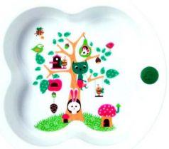 Тарелка Bebe Confort Sport 1 шт белый от 9 месяцев 3105202400