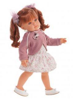 2814P Кукла Римма с кудряшками, 45см