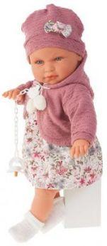 Кукла Март разное Элиса 55 см плачущая