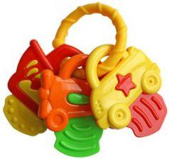 "Погремушка Lubby ""Ключики - Машинки"""