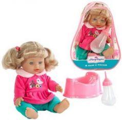 """Кукла Лизи 30см """"Пью и писаю"""""""
