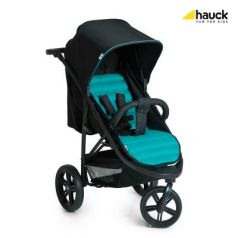 Коляска прогулочная Hauck Rapid 3 (caviar/turquoise)
