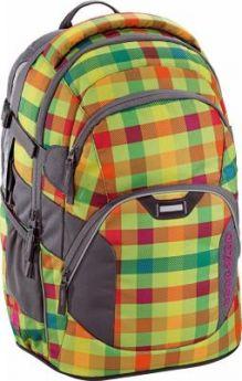 Школьный рюкзак светоотражающие материалы Coocazoo JobJobber2: Hip To Be Square 30 л разноцветный 00129884