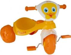 Велосипед Pilsan My Pet желтый 07-132