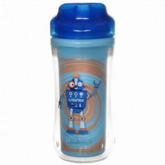 Контейнер Dr.Brown's Чашка-термос 300 мл 1 шт синий от 1 года УТ-0000151