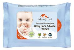 Nose and face wipers