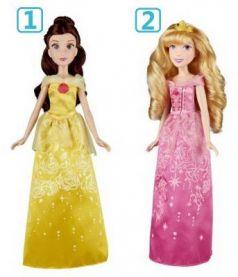 Принцесса с двумя нарядами