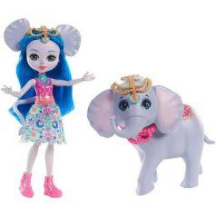 Enchantimals Кукла с большой зверюшкой