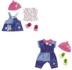 Одежда для кукол Zapf Creation Джинсовая коллекция