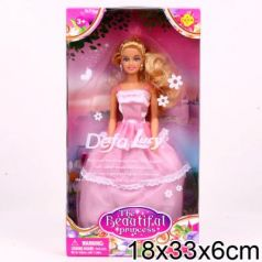 Кукла DEFA LUCY Люси 33 см 8065