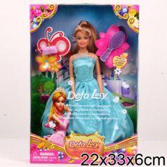 Кукла DEFA LUCY 8063 33 см в ассортименте