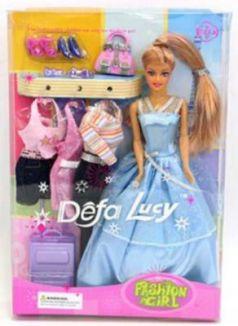 Кукла DEFA LUCY КУКЛА 19 см 8012