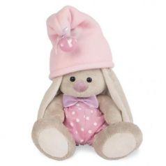 Мягкая игрушка BUDI BASA SidX-118 Зайка Ми-гномик в розовом (малыш)