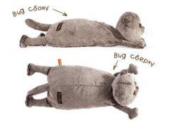 Мягкая игрушка BUDI BASA Kp40-012 Кот-подушка