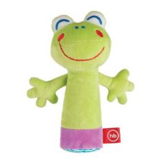 Погремушка HAPPY BABY 330359 CHEEPY FROGLING
