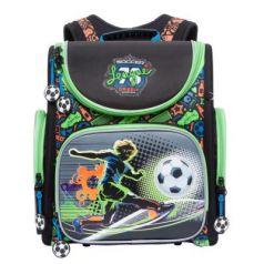 Рюкзак ручка для переноски GRIZZLY Футбол черный RA-770-3/1