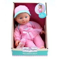 "Кукла Полли ""Милый болтун"", 33 см, м-н, озвуч."