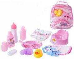 Набор аксессуаров для куклы  в сумке Мой малыш.