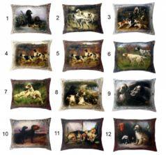 Антистрессовая подушка Собаки