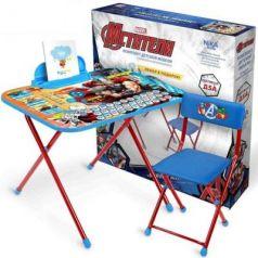 Стол-стул НИКА Набор мебели Marvel с Тором