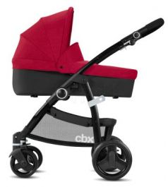 Коляска 2-в-1 CBX by Cybex Leotie Pure (crunchy red)