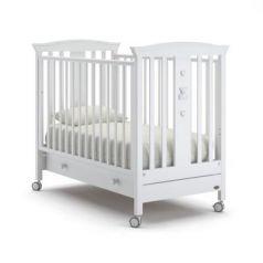 Кроватка Nuovita Fasto (bianco)