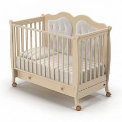 Кроватка Nuovita Affetto (avorio)