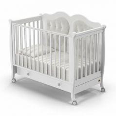 Кроватка Nuovita Affetto (bianco)