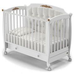 Кроватка Nuovita Furore (bianco)