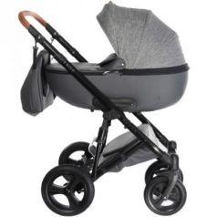 Коляска 2-в-1 Everflo Soft (graphite)